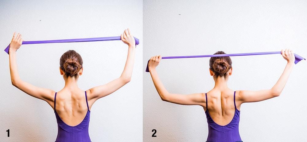 肩甲骨 エクササイズ に対する画像結果