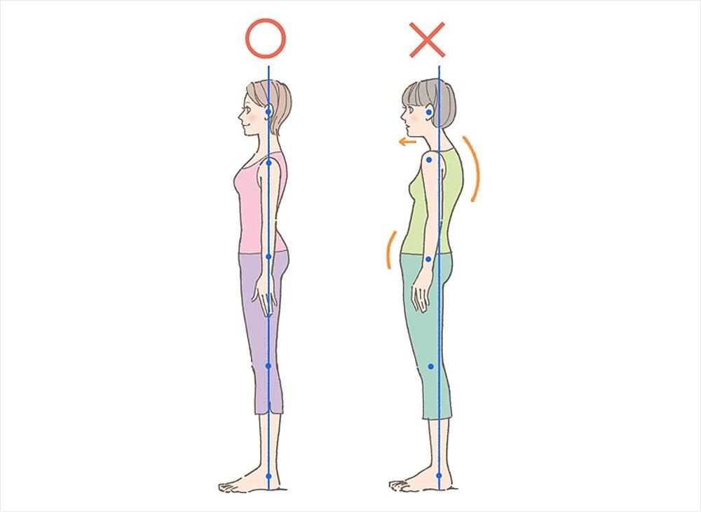 「姿勢 フリー素材」の画像検索結果