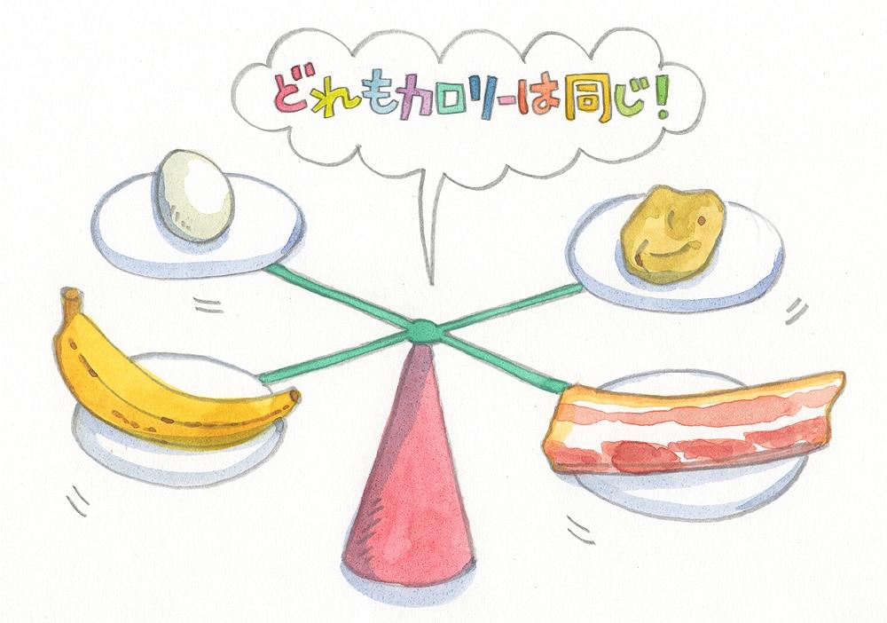 ご飯 カロリー 計算